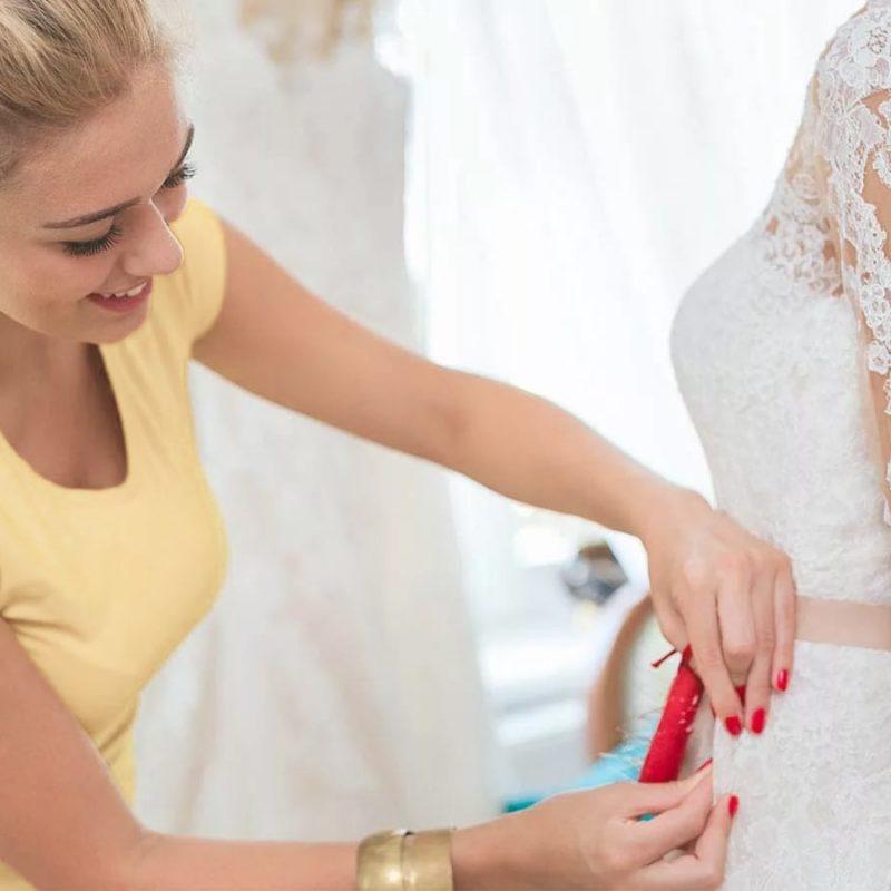 Свадебные платья с Идеал2